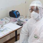 בדיקת קורונה מהירה, התמונה באדיבות סופיה ישראל - 12