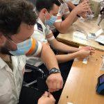 בדיקת קורונה מהירה, התמונה באדיבות סופיה ישראל - 13